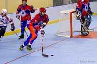 Roller hockey Elite Grenoble vs Anger 02/10/2010