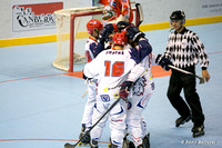 Roller Hockey Elite Grenoble vs Anglet 04/10/2014