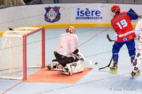 Roller Hockey, Coupe de France Hommes, 1/4 de finale : Grenoble Elite vs Rouen N1 25/02/2017