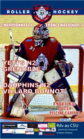 roller Hockey N2 Grenoble vs Villard-Bonnot 08/11/2014