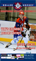 Roller Hockey N2 Grenoble vs Valence 07/02/2015