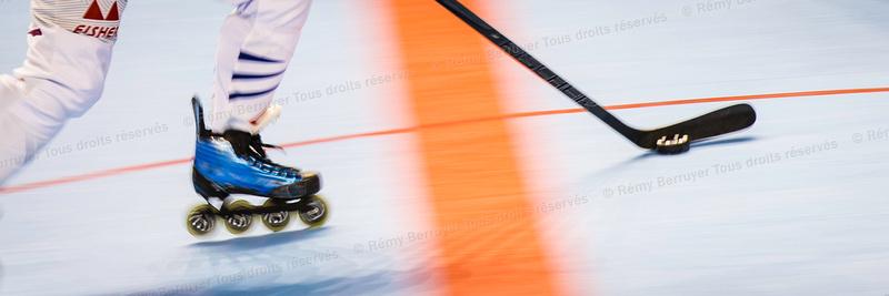 Roller Hockey Championnat Elite Grenoble vs Villeneuve 31/10/210