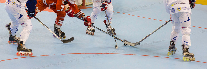 Roller Hockey Championnat Elite Grenoble vs Amiens 16/01/2015