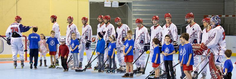 Roller Hockey Elite Grenoble vs Villeneuve L.G. 17/01/2015