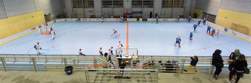 Roller hockey Elite Grenoble vs Angers 14/03/2015