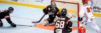 Roller Hockey Elite Grenoble vs Rouen 07/02/2015